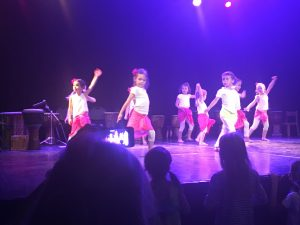 Spectacle danse 17/18